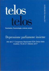 Depressione, parliamone insieme – Rivista TELOS
